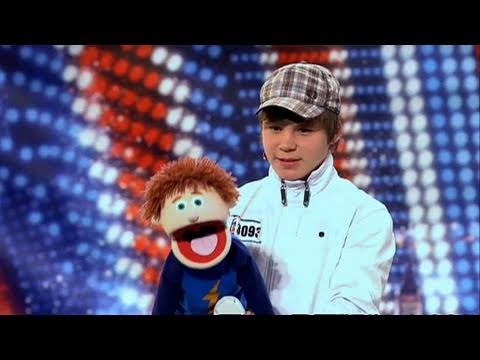Reece Daly - Britains Got Talent 2011 audition - International Version