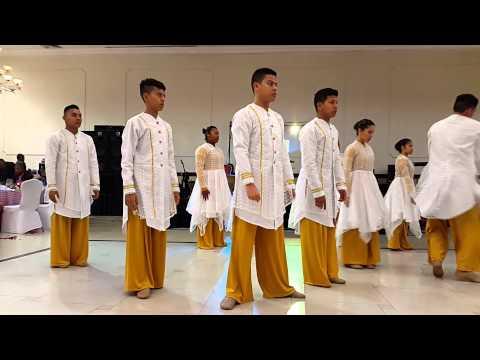 Océanos by Hillsong - NJR DANCE MINISTRY