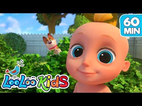 Skidamarink - LooLoo Kids Nursery Rhymes and Children`s Songs