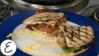 Bacon, Lettuce And Tomato Sandwich - Emeril Lagasse