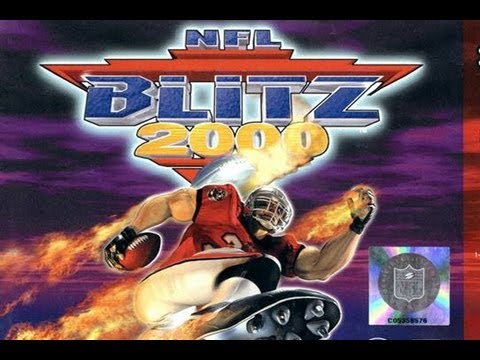 CGRundertow NFL BLITZ 2000 for Nintendo 64 Video Game Review