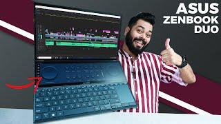 Asus ZenBook Duo UX482 (2021 Edition) ⚡ Dual Screen Laptop For Creators