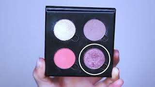 Простой урок макияжа глаз Разделение глаза на области Как правильно наносить тени для век