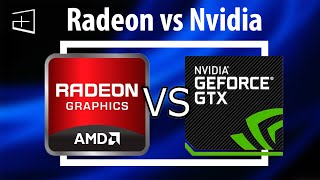 Radeon vs Nvidia - выбираем видеокарты с умом