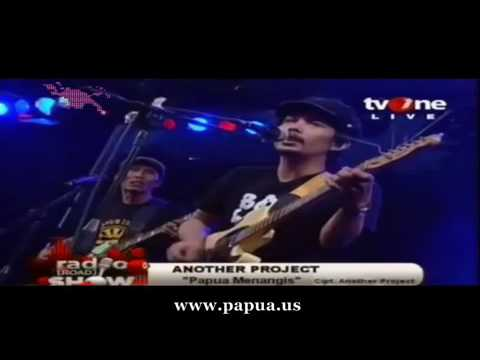 Musik Papua x Another Project x Papua Menangis