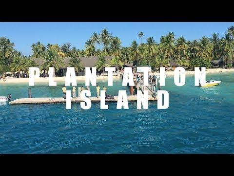 Fiji Holiday 2017 - Plantation Island