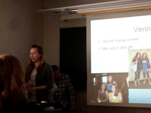 Norsk Presentasjon