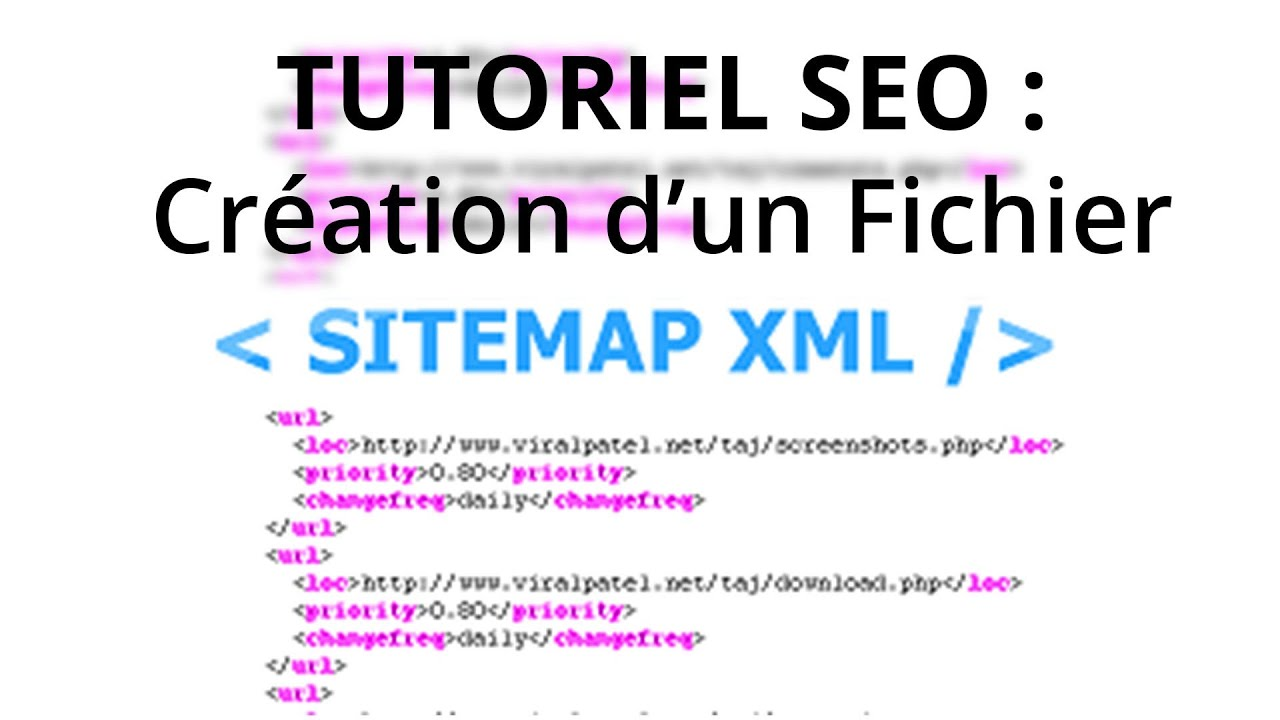 xenu formation seo ajout d un sitemap webmaster tools youtube