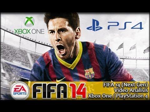 FIFA14 Xbox One y PS4 | Análisis GameProTV