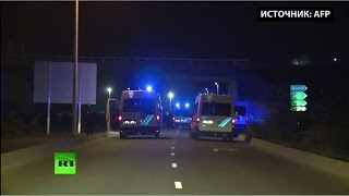 Во французском Кале усилены меры безопасности в связи с беспорядками в лагере беженцев