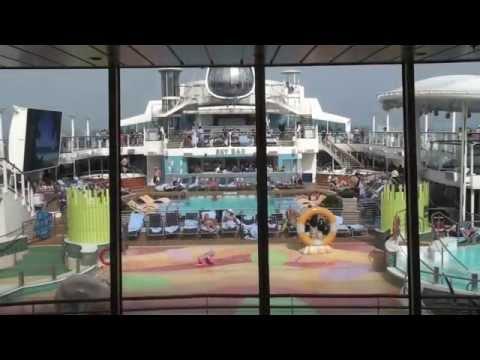 Quantum of the seas ship tour FULL HD