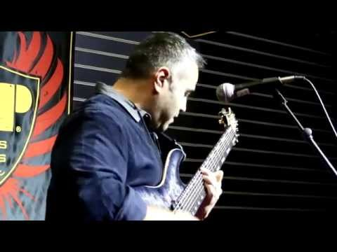 "NAMM 2015 - JAVIER REYES - ESP GUITAR COMPANY (Performs ""Pura Vida"")"