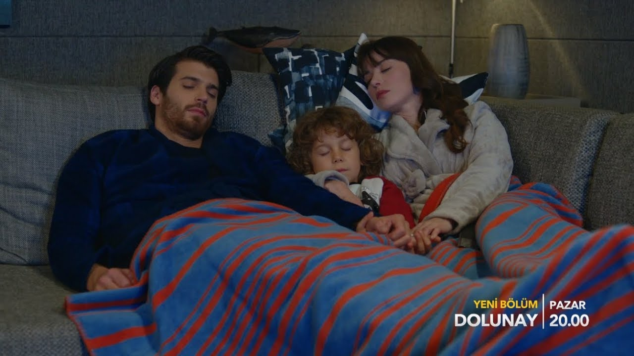 Dolunay / Full Moon Trailer - Episode 19 (Eng & Tur Subs)