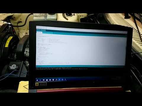 Dash-kitten Arduino CAN BUS Display For Megasquirt.