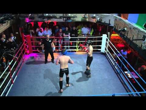 Andrew Barrett Evolution MMA VS Sean Lawlor SFC Navan