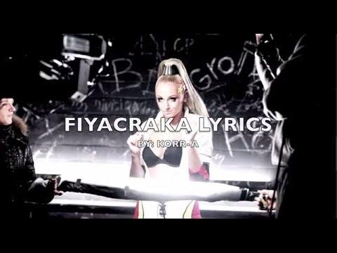 KORR-A Fiyacraka Lyric Video