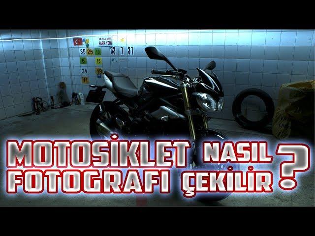 MotorcuBros - Motosiklet Fotoğrafı Nasıl Çekilir? - 1.Bölüm