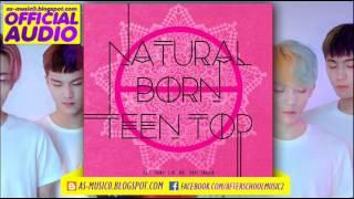 [MP3/DL]05. TEEN TOP (틴 탑) - I LOVE IT ['Natural Born Teen Top']