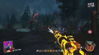 Call of Duty : Infinite Warfare Zombies Rave In The RedWoods Scene 105