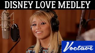 Repeat youtube video Disney Love Medley (feat. Kirstin Maldonado & Jeremy Michael Lewis)