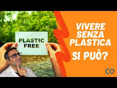 Possiamo vivere senza plastica?