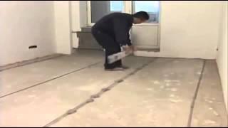 Стяжка пола  Цены за ремонт квартир недорого качественно под ключ Москва косметический под ключ(http://eco100.ru/blog1/ http://r-fortuna.ru/ +7 (499) 390 7990, Звоните прямо сейчас! «Фортуна» выполняет все ремонтно-строительные..., 2014-07-22T05:49:43.000Z)