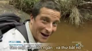 Đấu tranh sinh tồn (Man vs Wild ở Việt Nam) Vietsub