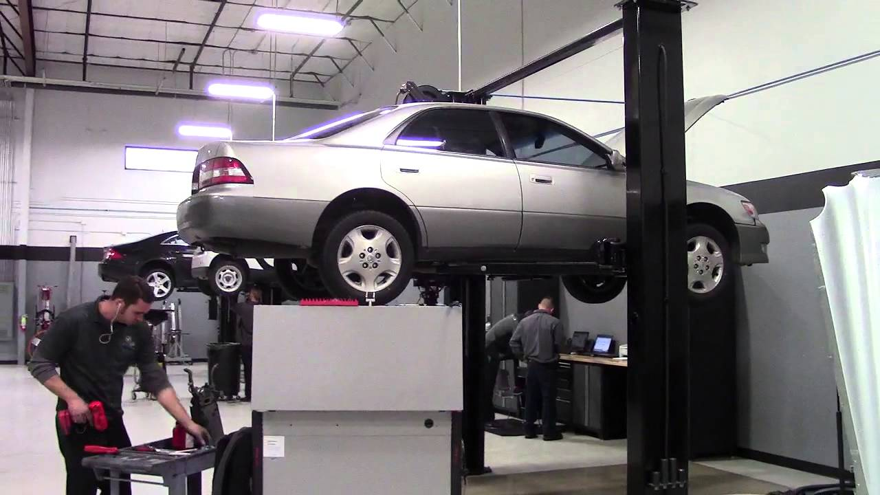 services hitech lexus mechanical repairs repair mechanic independent electrical auto