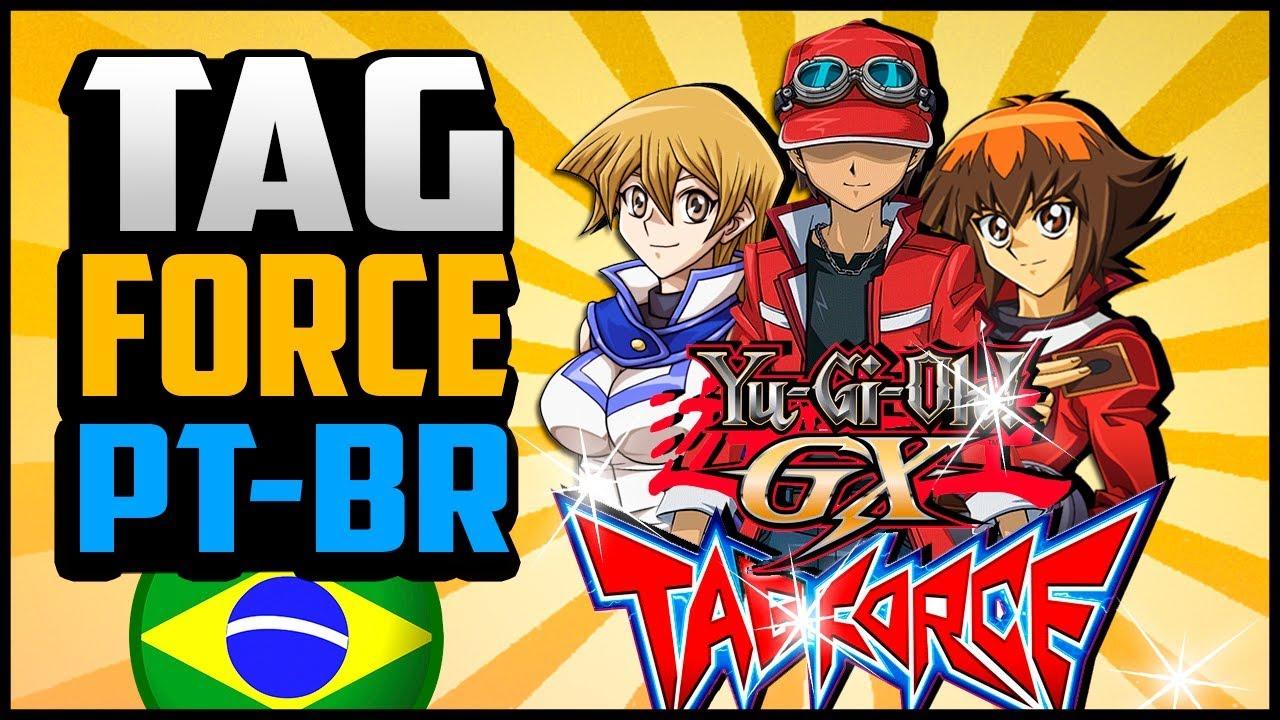 GX YU-GI-OH BAIXAR JOGO FORCE O PS2 TAG