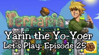 Terraria 1.3 Yoyo Let