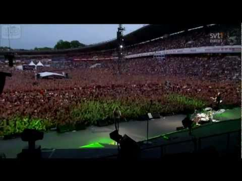 Metallica - Master of Puppets (Live, Gothenburg July 3. 2011) [HD]