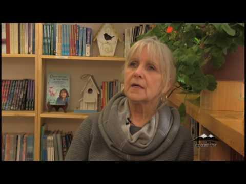 Book Talk Sylvia Olsen Youtube border=