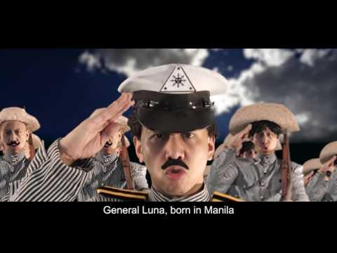 Filipino National Heroes Rap - Mikey Bustos