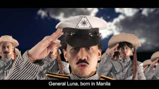 filipino national heroes rap mikey bustos