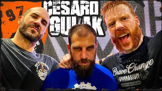 Cesaro & Drew Gulak Ring Rust | Ep.97 WWE Performance Center Workout