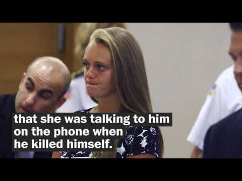 18-year-old on trial for encouraging her boyfriend to kill himself