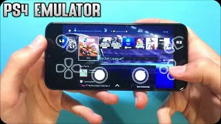 PLAY ALL LATEST PS4 GAMES ON YOUR ANDROID PHONE FOR FREE