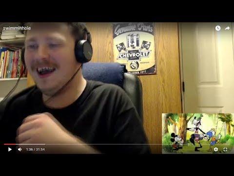 Ranger Reacts: Swimmin' Hole A Mickey Mouse Cartoon Disney Short