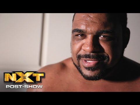 Keith Lee isn't done with Dominik Dijakovic: NXT Post-Show, Feb. 28, 2019