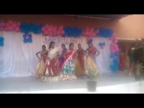 Telangana Model School Irkode Dance Performance By Likhitha Group