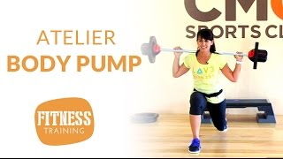 Fitness Training : Body Pump