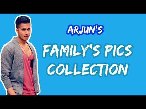 Arjun - Family Pictures Collection - 2017 - Amit Ral - 1080p Video