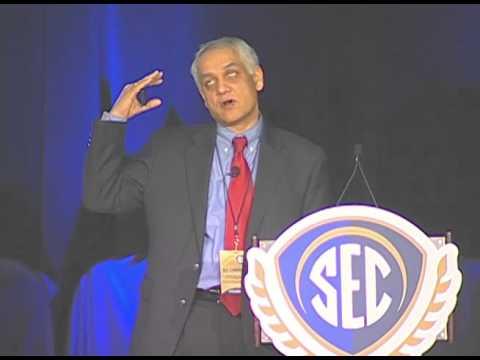 Dr. Pramod Khargonekar, University of Florida