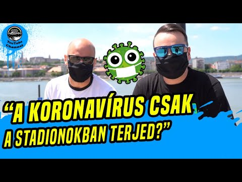 """""""A KORONAVÍRUS CSAK A STADIONOKBAN TERJED?"""" - TrollFoci S3E15 thumbnail"""