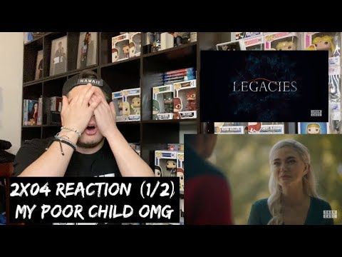 Download LEGACIES - 2x04 'SINCE WHEN DO YOU SPEAK JAPANESE?' REACTION (1/2)