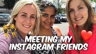 Keto Instagram Meet Up - Meeting Social Media Friends in Person Video