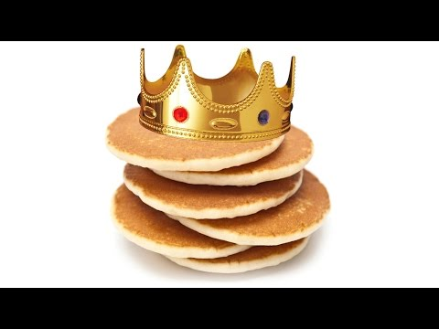 Thumbnail: HOW MANY FLIPS CAN A PANCAKE? (Happy Wheels #77)