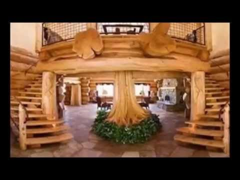 Youtube for Selling a log home