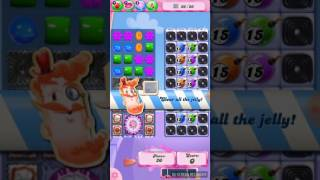 Candy crush Saga level 1384/No Boosters