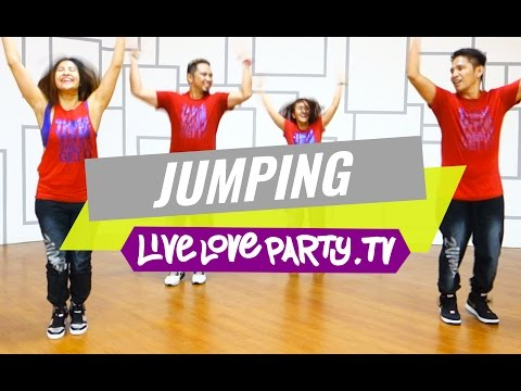 Jumping | Zumba® Choreography by Kristie |Live Love Party